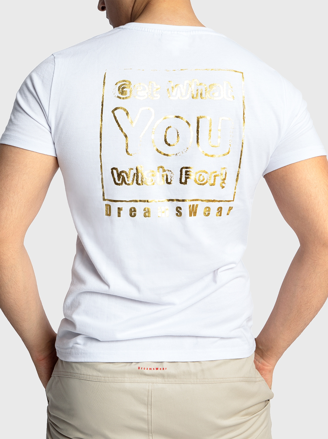 DW Foil-Printed Graphic Tee