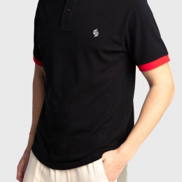 DW  Knitted Polo Tee