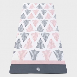DW Relaxing Yoga Mat (*White Garden Now Available*)